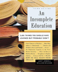 Incomplete Education
