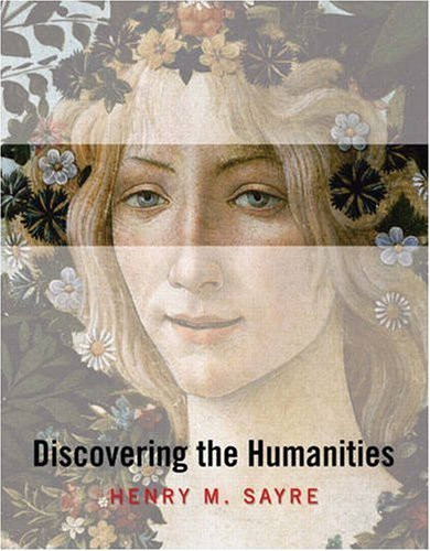 Discovering The Humanities