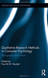 Qualitative Research Methods in Consumer Psychology
