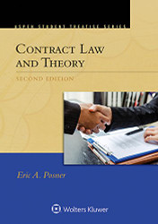 Contract Law and Theory (Aspen Student Treatise Series)