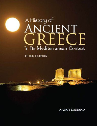 History of Ancient Greece in Its Mediterranean Context
