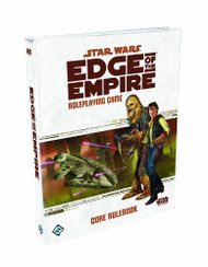 Star Wars Edge of The Empire RPG Core Rulebook by Fantasy Flight Games
