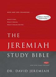 Jeremiah Study Bible