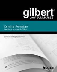Gilbert Law Summary on Criminal Procedure