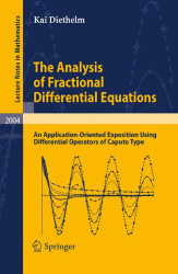 Analysis of Fractional Differential Equations