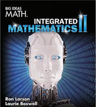 BIG IDEAS MATH Integrated Math 2: 2016