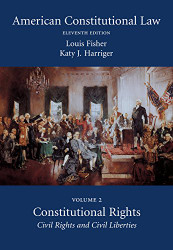 American Constitutional Law Volume Two