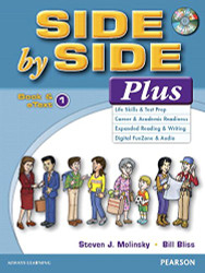 Side by Side Plus 1 and eText with Activity Workbook and Digital Audio
