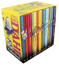 Roald Dahl Collection - 15 Book Boxed Set