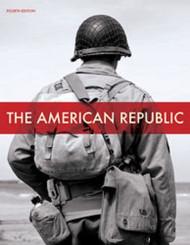 BJU Press The American Republic D Text 297671