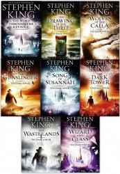 Stephen King Dark Tower Collection 8 Books Set
