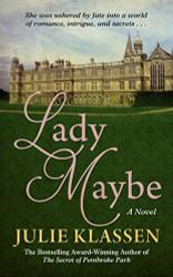 Lady Maybe (Thorndike Press Large Print Christian Fiction)