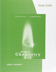 Study Guide for General Chemistry