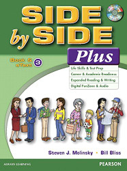 Side by Side Plus 3 Book and eText