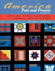 America Past And Present Volume 2