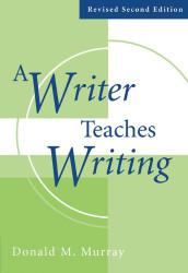 Writer Teaches Writing