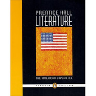 Literature The American Experience