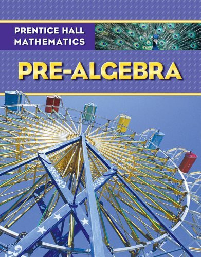 Prentice Hall Mathematics Pre-Algebra