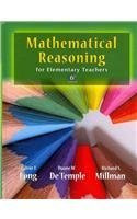 Mathematical Reasoning for Elementary School Teachers /MyStatLab and Activities