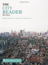 City Reader by Editor-Richard T. LeGates / Stout