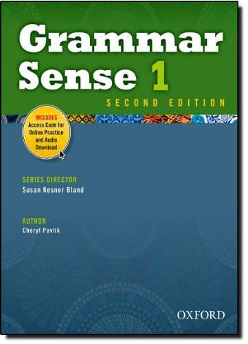 Grammar Sense 1 Student Book