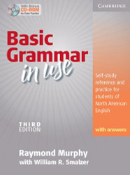 Basic Grammar In Use by Raymond Murphy