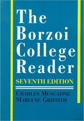 Borzoi College Reader