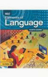 Elements Of Language Course