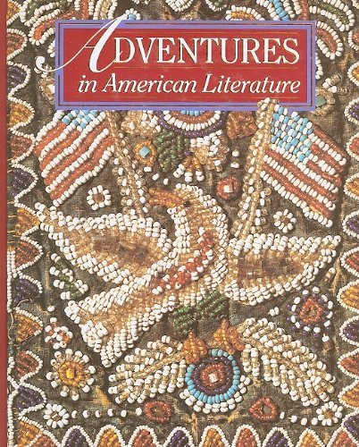 Adventures In American Literature Athena