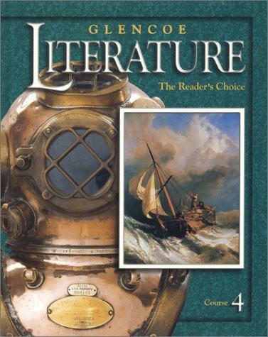 Glencoe Literature Course 4 - by Glencoe McGraw-Hill