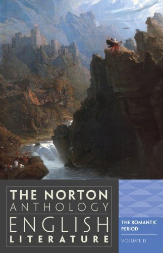 Norton Anthology Of English Literature Volume D