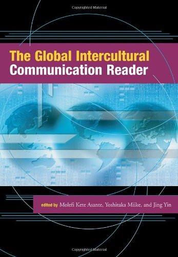 Global Intercultural Communication Reader
