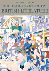 Longman Anthology Of British Literature Volume 2C