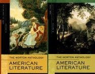 Norton Anthology Of American Literature Package 1
