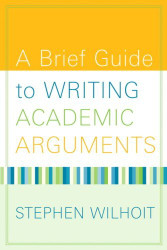 Brief Guide To Writing Academic Arguments