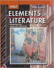 Elements Of Literature Essentials Of American Literature 5Th Course