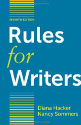 Rules For Writers -  Diana Hacker