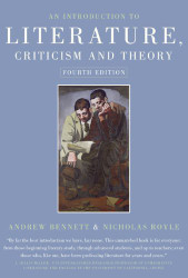 Introduction To Literature Criticism And Theory