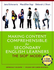 Making Content Comprehensible For Secondary English Learners