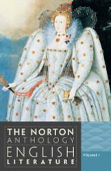 Norton Anthology Of English Literature Volume 1