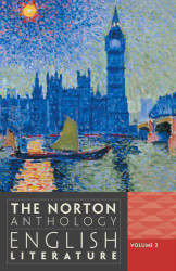 Norton Anthology Of English Literature Volume 2