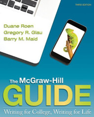 Mcgraw-Hill Guide Writing For College Writing For Life