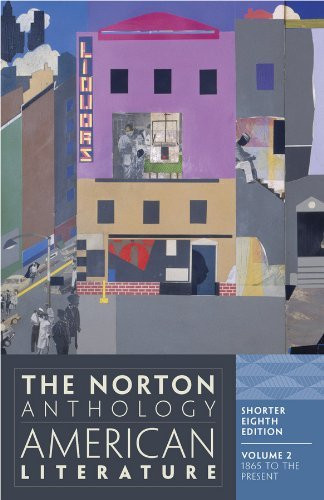 Norton Anthology Of American Literature Volume 2
