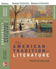 American Tradition In Literature