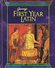 Jenney's First Year Latin by Charles Jenney Jr.