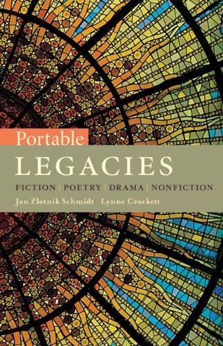 Portable Legacies Fiction Poetry Drama Nonfiction