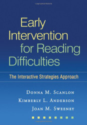 Early Intervention For Reading Difficulties