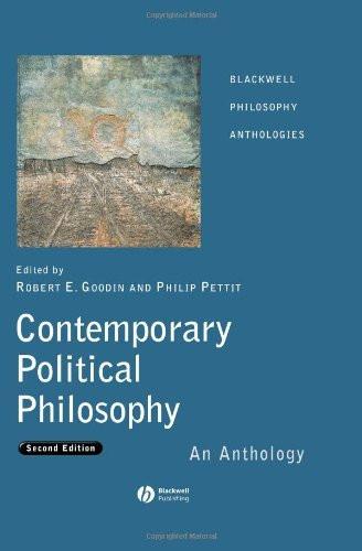 Contemporary Political Philosophy
