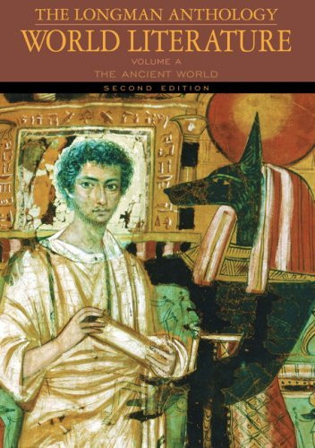 Longman Anthology Of World Literature Volume A