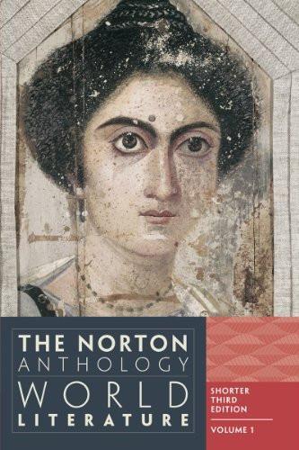 Norton Anthology Of World Literature Volume 1